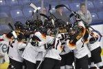 Сборная России уступила немкам в четвертьфинале ЧМ по хоккею