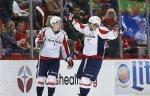 """""""Вашингтон"""" второй раз подряд выиграл регулярный чемпионат НХЛ"""