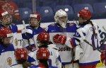Хоккеистки сборной России победили шведок в матче за пятое место на ЧМ