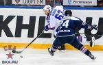 СКА уступил «Металлургу» во втором матче финала Кубка Гагарина
