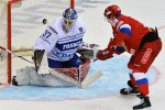 Олимпийская сборная РФ по хоккею разгромила Францию