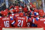 Сборная России впервые с 2013 года вышла в полуфинал юниорского ЧМ по хоккею