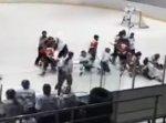 Хоккеистки устроили ледовое побоище на матче чемпионата Казахстана