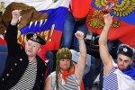 Три шайбы за 70 секунд принесли России победу над Данией на ЧМ по хоккею