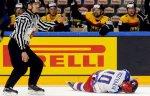 Капитан сборной России по хоккею Мозякин не сыграет в матче ЧМ со словаками – Знарок