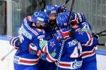 СКА провел Парад чемпионов в центре Петербурга