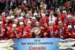 ФХР ведет переговоры об участии сборной Канады в Кубке Первого канал