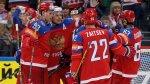 Назван состав олимпийской сборной РФ по хоккею