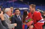 Дмитрий Миронов вручил «Локомотиву» бронзовые медали Чемпионата России