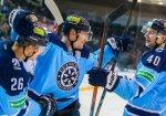 «Сибирь» потерпела первое в сезоне поражение