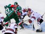 Казанский «Ак Барс» одержал самую крупную победу в сезоне