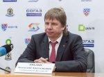 «Югра» объявила об увольнении Захаркина и назначении Емелина