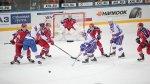СКА обыграл ЦСКА в матче чемпионата КХЛ