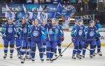 Минское «Динамо» обыграло в овертайме рижских одноклубников