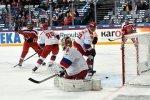 Сборная России по хоккею обыграла чехов