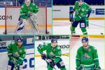Четыре игрока ХК «Салават Юлаев» вызваны в сборные для участия в «Кубке Первого канала»