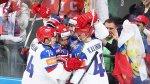 Олимпийская сборная России по хоккею победила Норвегию в товарищеской встрече