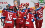 Сборная России обыграла команду Швеции на Кубке Первого канала