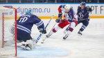 ЦСКА по буллитам обыграл московское «Динамо» в матче КХЛ