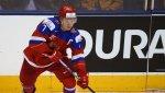 Капризов получил травму в товарищеском матче сборной России