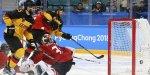 Немцы обыграли Канаду и вышли на Россию в хоккейном финале Олимпиады