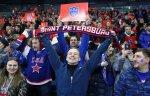"""СКА победил """"Северсталь"""" в первом матче серии 1/8 финала плей-офф КХЛ"""