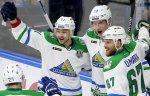 «Салават Юлаев» стал последним четвертьфиналистом Кубка Гагарина по хоккею