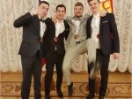 Бронзу Кубка Гагарина вручили игрокам «Трактора»