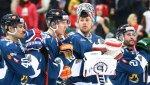 Сборная Финляндии по хоккею сенсационно проиграла хозяевам ЧМ-2018