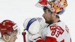 С корабля на бал: звёзды НХЛ помогли Чехии обыграть сборную России на ЧМ по хоккею
