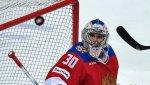 Шестеркин будет защищать ворота сборной России в матче против Словакии