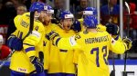 Швеция завоевала золото чемпионата мира по хоккею