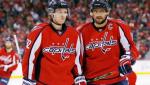 """Кузнецов: хоккеисты """"Вашингтона"""" рады третьей победе над """"Вегасом"""", но дело еще не сделано"""