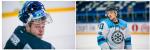 Двух игроков ХК «Сибирь» вызвали в олимпийскую сборную России