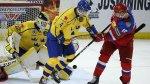 В Канаде Брагин начал с поражения. Россия проиграла Швеции