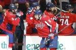 Овечкин вышел на десятое место по количеству хет-триков в истории НХЛ