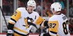 Евгений Малкин 11-й раз за карьеру забросил 20 шайб за сезон в НХЛ